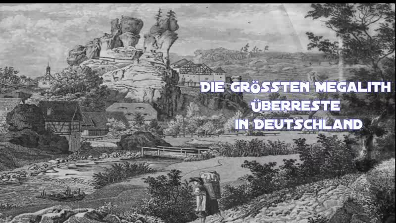 Megalith Fundamente in Deutschland - Die Überreste der Mud Flood Teil 12 - Phioo wills wissen