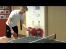 Zaytsev - Brogioni sfida al tavolo verde (da ping pong)