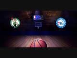 ? Boston Celtics vs Philadelphia 76ers 03:00 МСК на русском языке