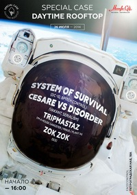 Special Case Rooftop: System Of Survival (DC-10)