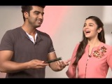 Star Speak - Arjun Kapoor, Alia Bhatt I 2 States I Exclusive Interview - UTVSTARS HD