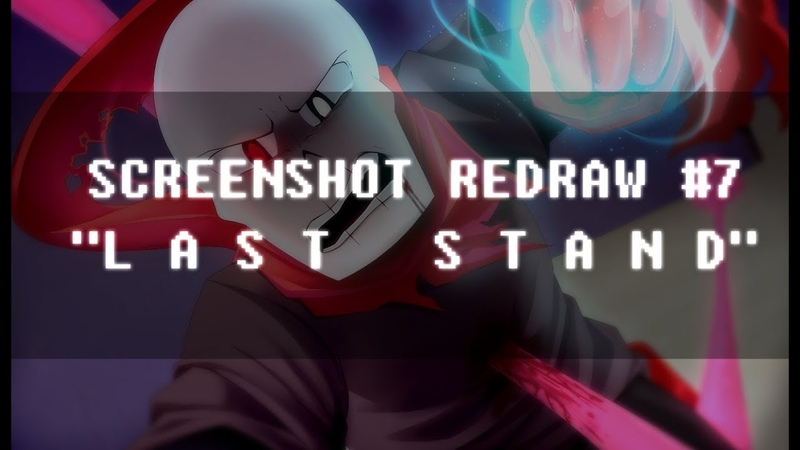 LAST STAND | Screenshot Redraw 7