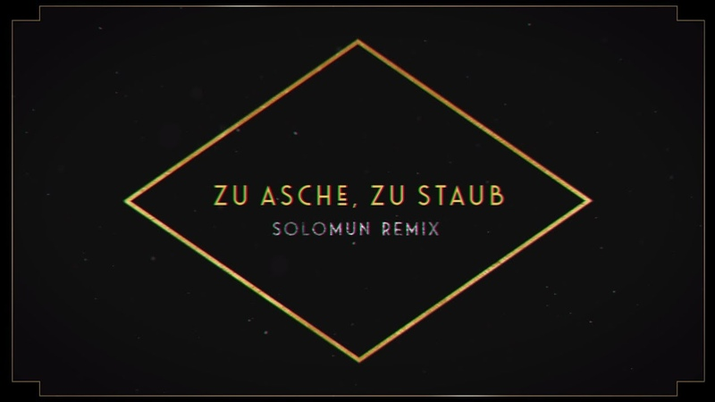 Severija - Zu Asche, Zu Staub (Solomun Remix) - [Music from the Original TV Series Babylon Berlin]