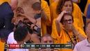 Klay Thompson is down and Oracle is shook | Warriors vs Raptors Game 6