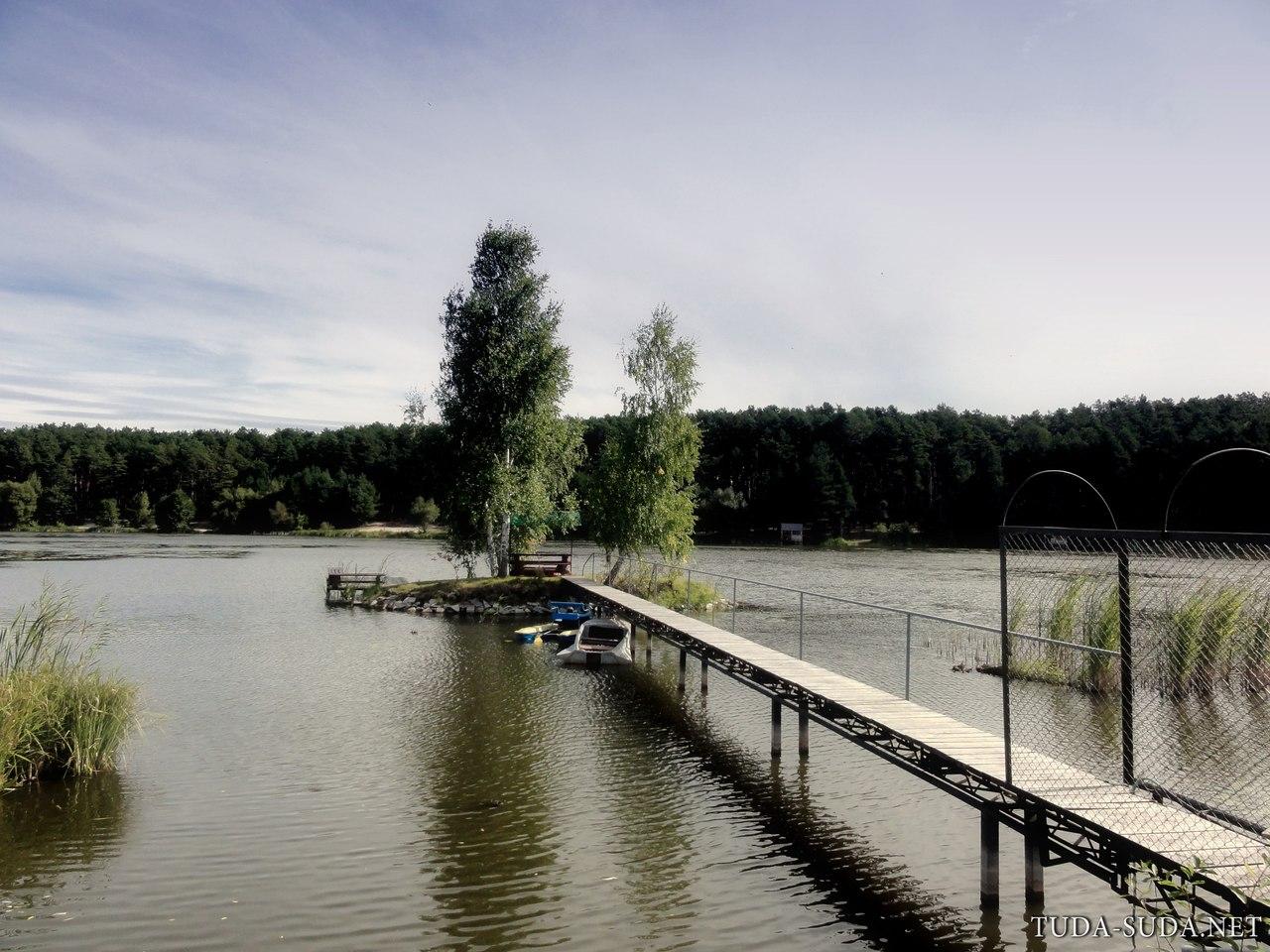 Житомир озеро