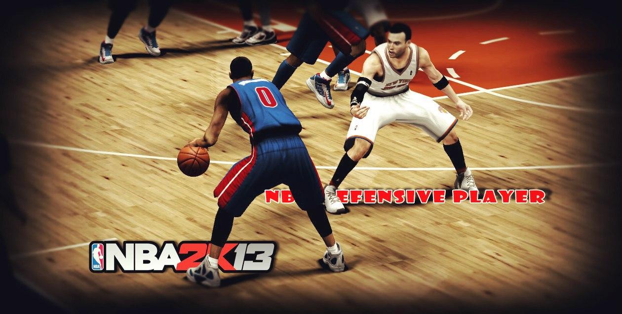 NBA Defensive Player