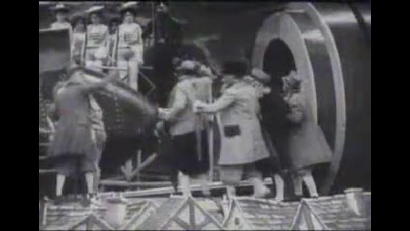 Cine mudo - george melie - el viaje a la luna