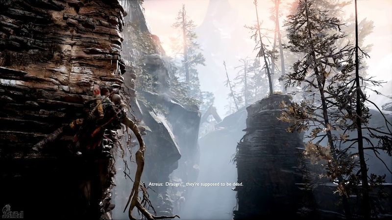 Close Your Heart To Their Suffering Dialogue , God Of War 4 PS4