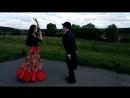 Наша скромная пародия на танго из к/ф Маска Зорро 😄