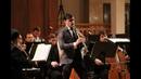 C.M.von Weber. Clarinet concerto №2 in E flat major op.74. Alexander Vasilyev