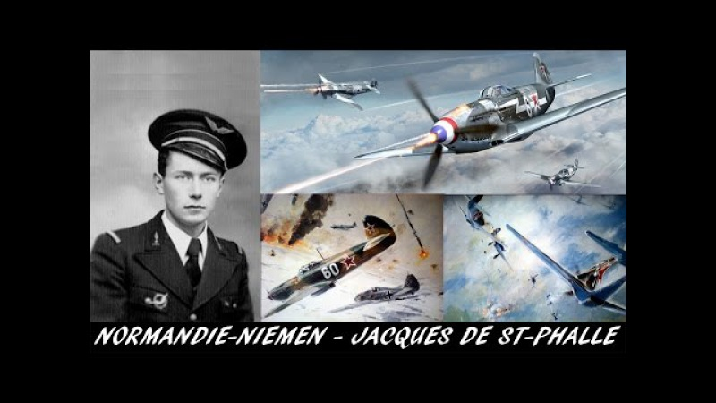 Video from the Past [27] - Normandie-Niemen - Jacques de St-Phalle (French)