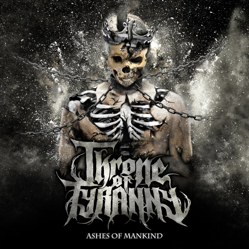 Throne Of Tyranny - Ashes Of Mankind (EP) (2015)
