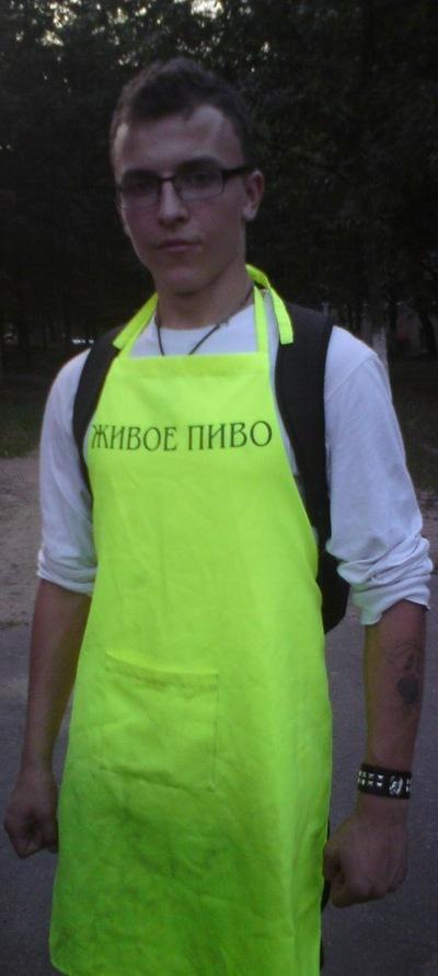 Тёма Кулицкий, 16 февраля , Молодечно, id123482027