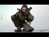 Зимняя рыбалка на судака. Камское устье