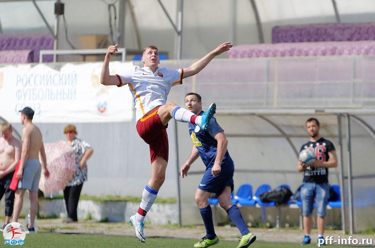 Премьер-лига ТДК. 4 тур. Матч тура