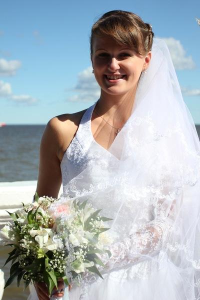 Виктория Тетеркина, 14 июля 1992, Санкт-Петербург, id1515235