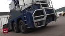 Tractomas NICOLAS - exceptional semi-truck from Nicolas