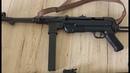 Sturmgewehr StG 44, MP 40, Mauser Karabiner 98k, Luger 08, Walther P38, Mauser C96