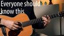 Turn those same old chords into something BEAUTIFUL