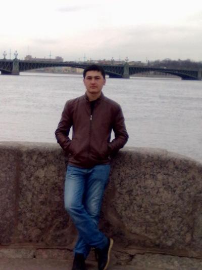 Асроров Камол, 4 декабря 1992, Санкт-Петербург, id209412870