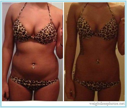 Фото после диеты до и после