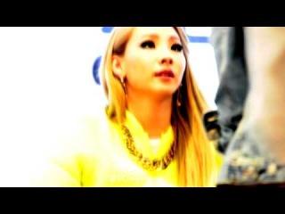 140330 2NE1 팬사인회 @IFC몰 - CL ver.