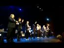 Театр Ермоловой, проект Кино на сцене, Покровские ворота, аплодисменты