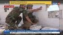 Новости на Россия 24 Тяжелые бои за Алеппо сирийская армия перешла в наступление