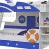 Детская мебель, матрасы и кровати-машины