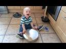 Young percussionist.Młody perkusista.