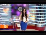 Sully Saenz en America Espectaculos Sabatino del 20 de Octubre del 2018