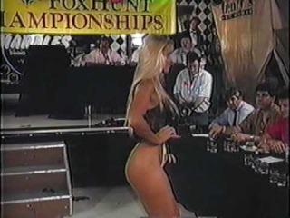 📼 Dottie 90's Foxhunt Bikini Contest