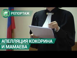 Адвокаты мамаева и кокорина не согласны с приговором. фан-тв