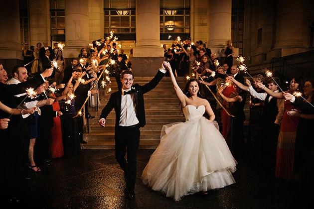 G8s7gTCkWrc - Изумительная свадьба в стиле Гламур (25 фото)