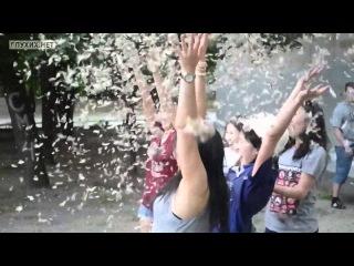 Выпускники Бауманки отметили завершение учёбы - 2013
