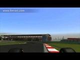 Пресс-служба команды Ferrari опубликовала видеоролик о работе тест-пилота Педро де ля Розы на симуляторе.