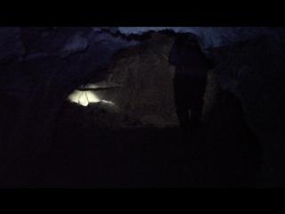 Весенний поход в пещеру Николаевская