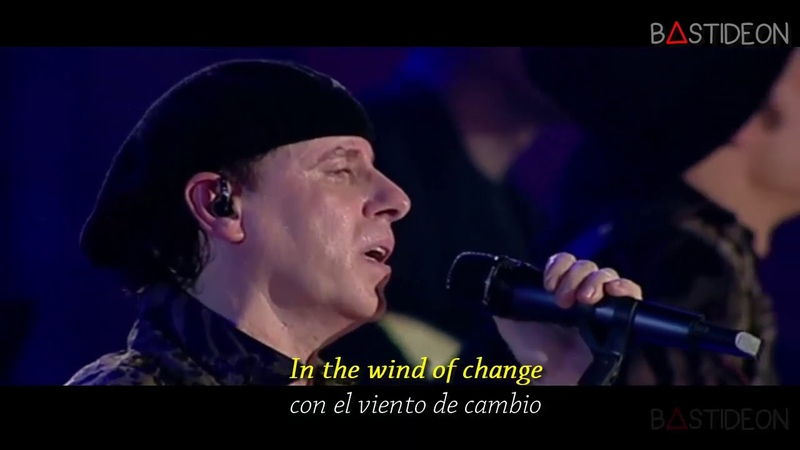 Scorpions Wind Of Change Sub Español Lyrics