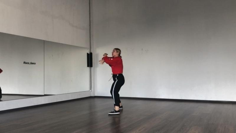 Rina hiphop dance