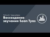 Воссоздание звучания Sean Tyas