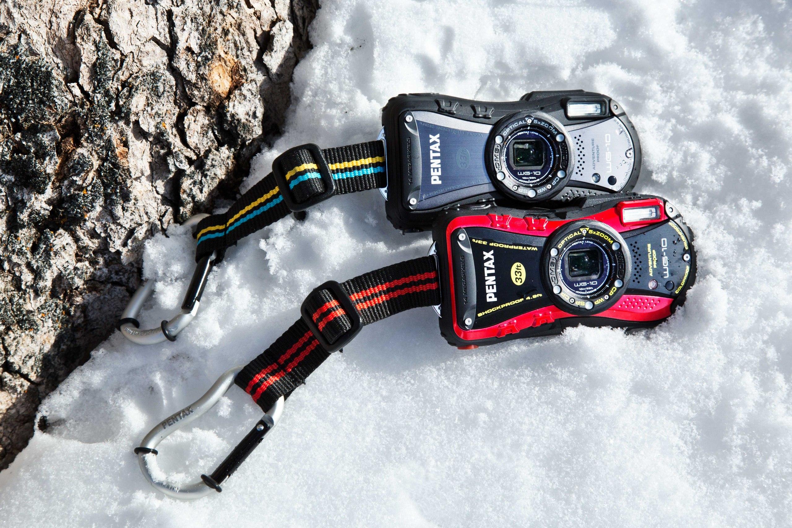 Pentax WG-10, WG-3 GPS Pentax WG-3, пентакс