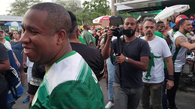 MOCIDADE 2019 arrancada no primeiro ensaio de rua para o Carnaval 2019