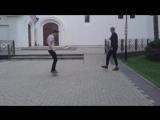 Церковный Drum n Bass Freestyle pump hardjump