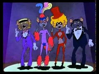 Macskafogó - Négy gengszter (Cat City - The 4 Gangsters).flv