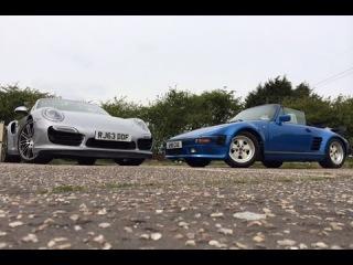 Battle of the Porsche 911 Turbo cabriolets: new 991 vs classic 930 Flatnose