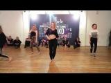 jazz-funk|Choreo Artem Kolmogorov|Slave 4 u class