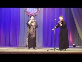 Дуэт Гульнара Полищук (вокал), Юлия Тимофеева (скрипка)