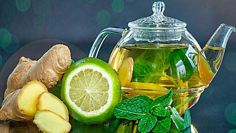 Напитки для похудения Имбирь золотой корень