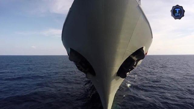 Пётр Великий 120 ракет с300фм и др ништяки атомный крейсер