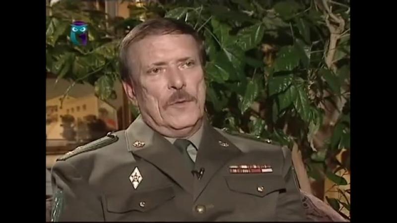 Владимир Лашин, полковник запаса, ветеран пограничной службы, участник боевых действий в Афганистане